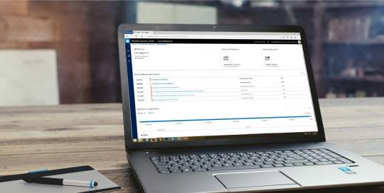 UXTLV Microsoft-Header